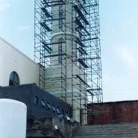 2001-renovation minara
